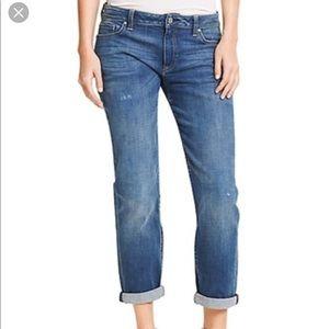 Tommy Hilfiger Boyfriend Jeans - Medium Wash